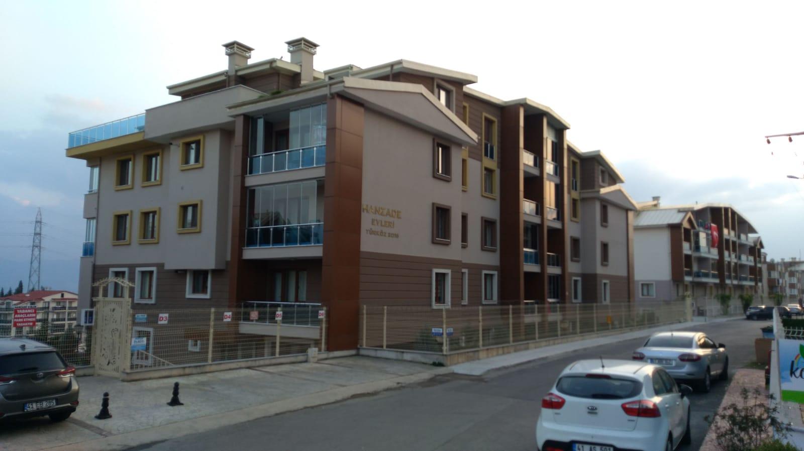 Hanzade Evleri